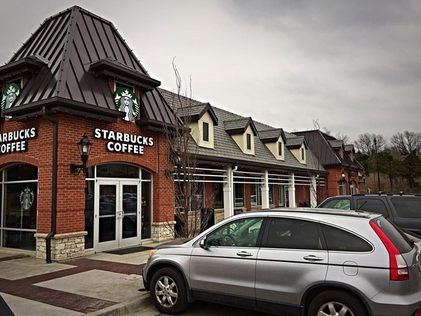 What else can you ask for? Starbucks and Chipotle are new additions to the Prairie Village Shops