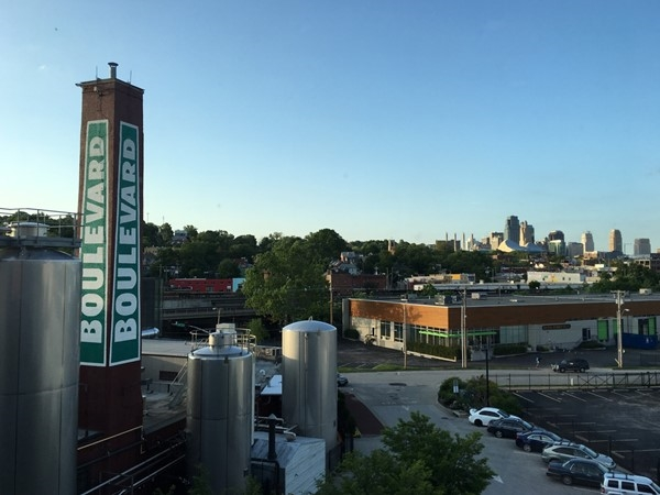 View from Boulevard Brewery event space