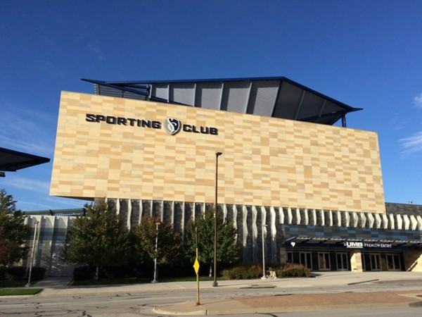 The Sporting Club is home to the world champion soccer team, Sporting KC
