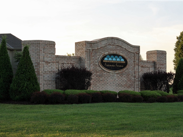 This distinctive community offers large lots, ponds, and new homes from the mid $300's