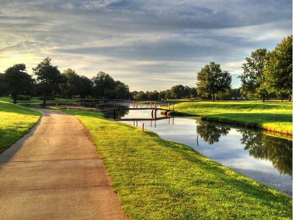 Meadowbrook Golf & Country Club offers a beautiful backdrop for a round of golf