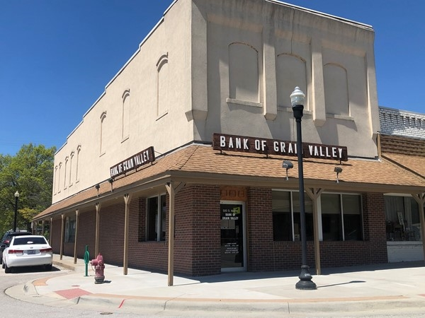 Bank of Grain Valley started in May of 1905, as a family owned business