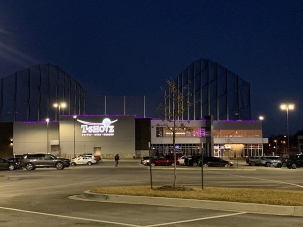 T-Shotz is a new entertainment venue in the Northland