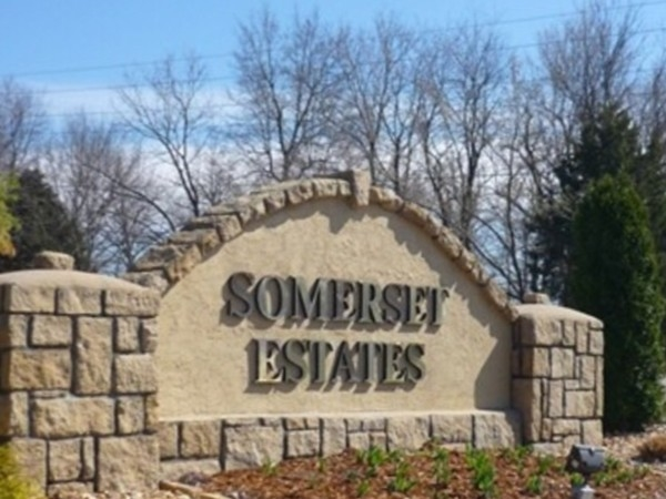 Somerset Estates Subdivision