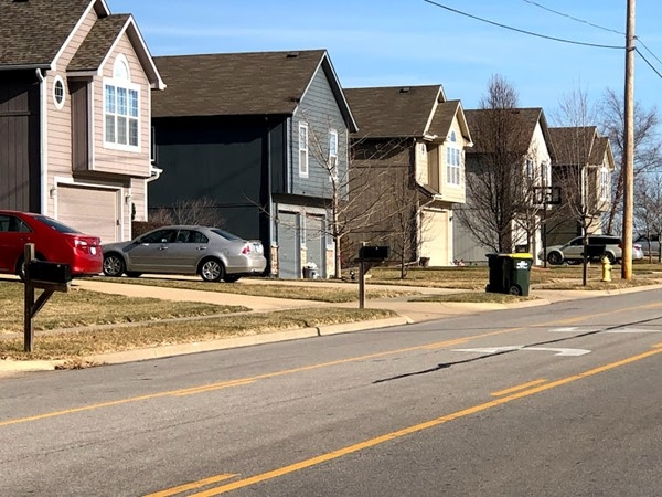 The lovely neighborhood of Prairie Crossing is waiting for you