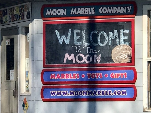 Moon Marble Company, Bonner Springs, KS
