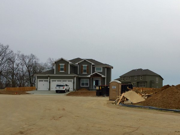 Beautiful!  More lots available and new construction near by in Lakeside at Chapman Farms
