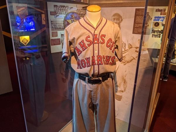 Kansas City Monarchs uniform