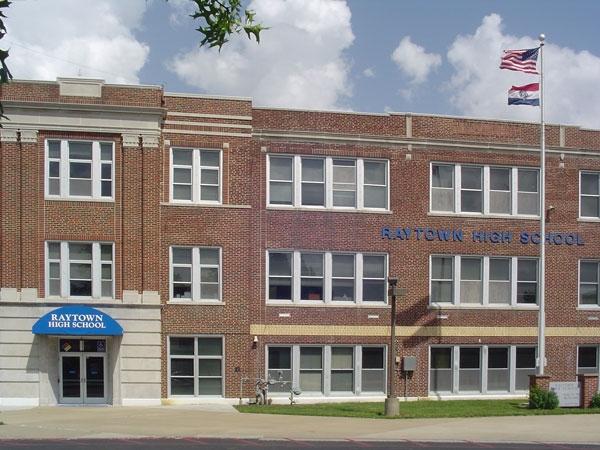 Raytown High School: Go Bluejays!