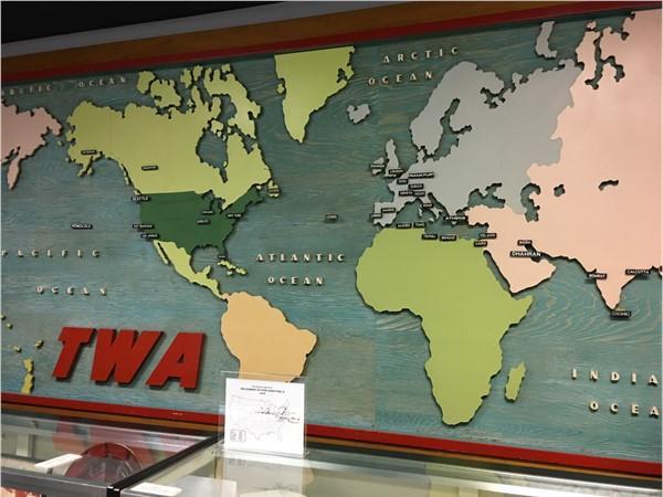 TWA Museum in Kansas City, MO