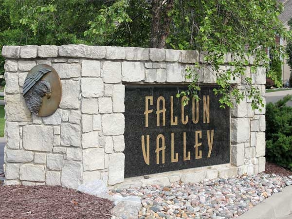 Falcon Valley. Homes from $200K - $700K.