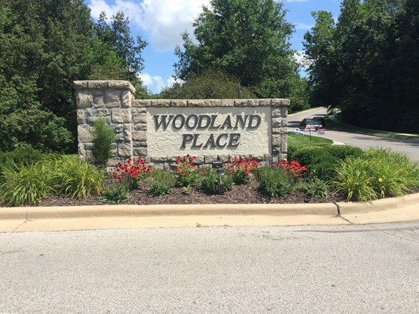 Woodland Place is a great neighborhood