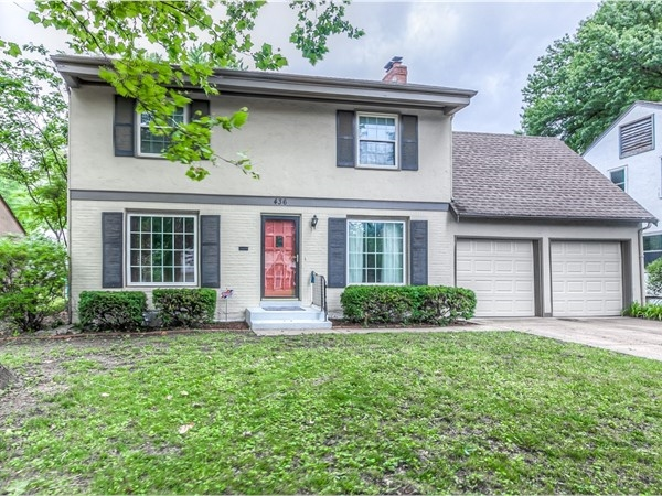 Classic two story home in Rockhill Manor