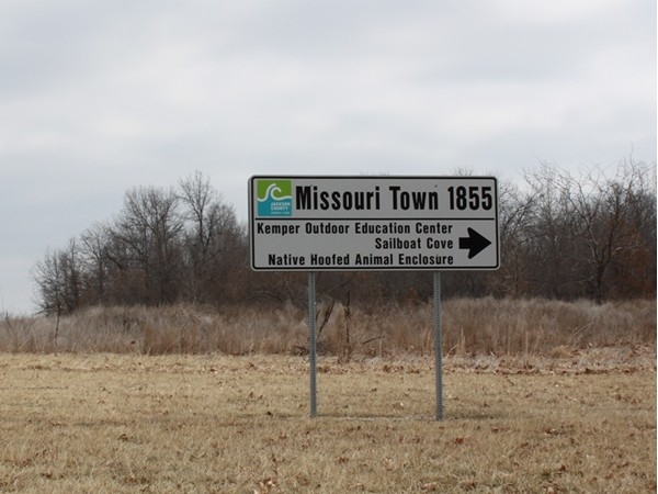 Missouri Town 1855 is fun and educational