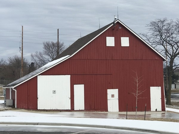 Red Barn at Sar Ko Par Trails Park, Lenexa