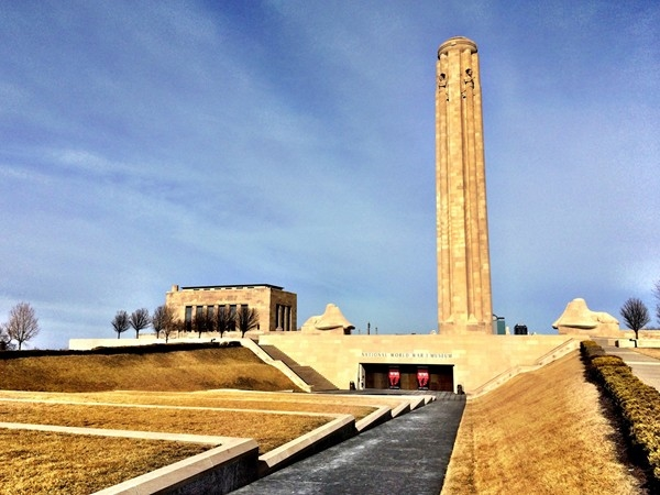 The WWI Museum in KC is the only museum in the country dedicated solely to World War I