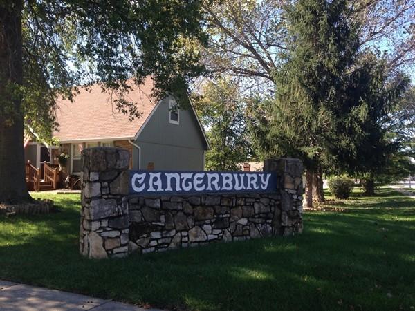 Canterbury in Liberty