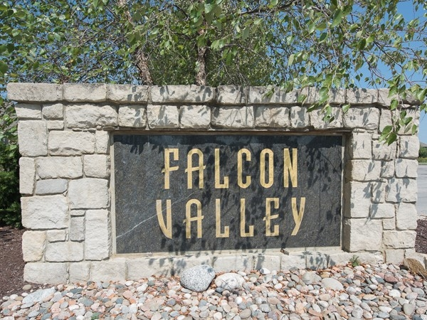 Welcome to Falcon Valley