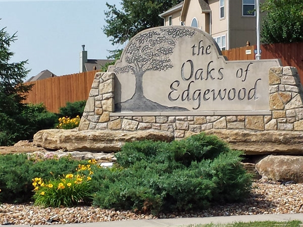 Beautiful Oaks of Edgewood Community Development. Homes starting at $170,000 and up.