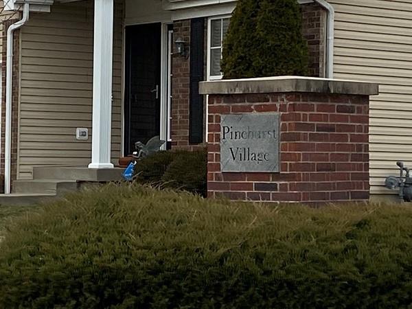 Arborwalk Pinehurst Village entrance