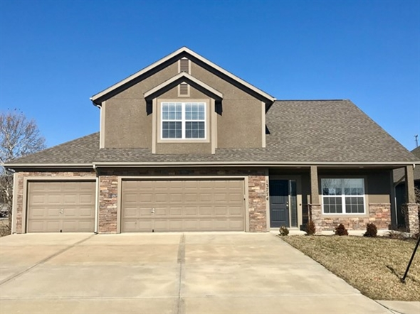 Lei Valley subdivision, Bonner Springs
