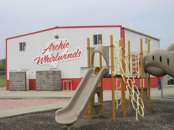 Archie, MO School Playground