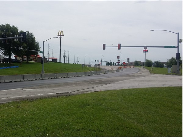 Improvements begin for Platte City intersection