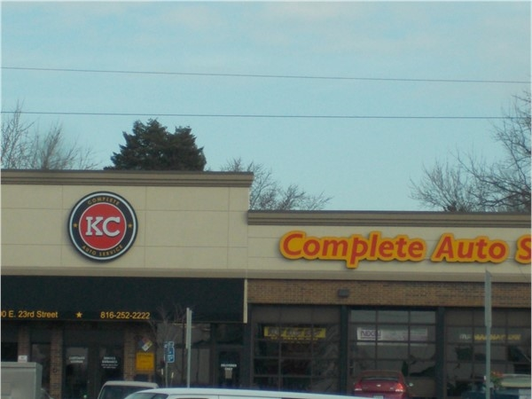 KC for all your car service needs