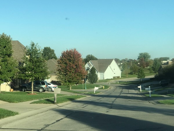 The trees are turning in Jamestowne Village