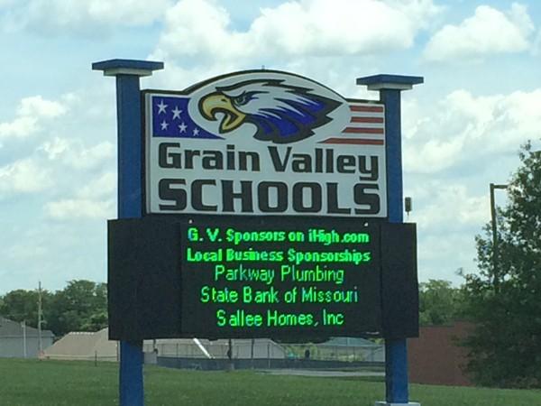 Grain Valley Schools
