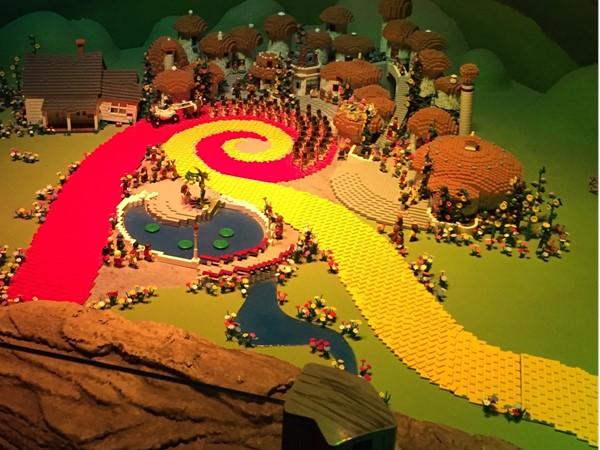 "Lego ""Munchkinland"""