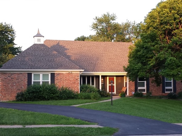 Nall Hills is known for having many ranch-style homes