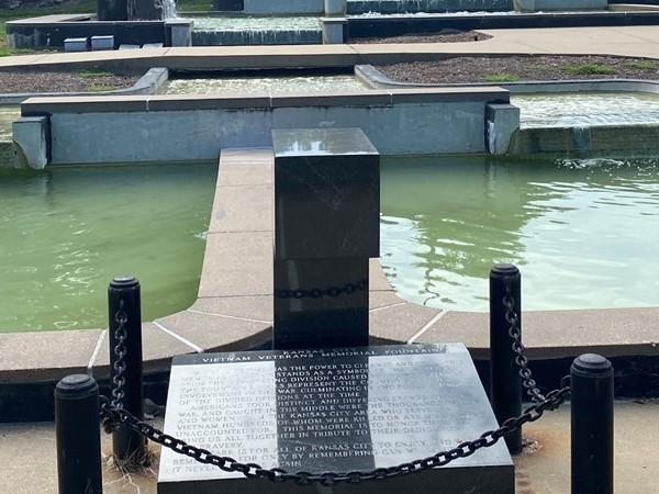 Area Vietnam Veterans Memorial