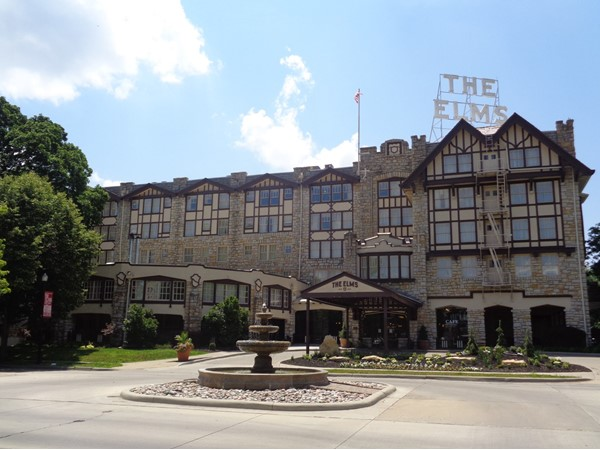 The Elms Hotel and Spa in Excelsior Springs