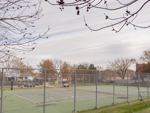 Walnut Creek's neighborhood basketball courts