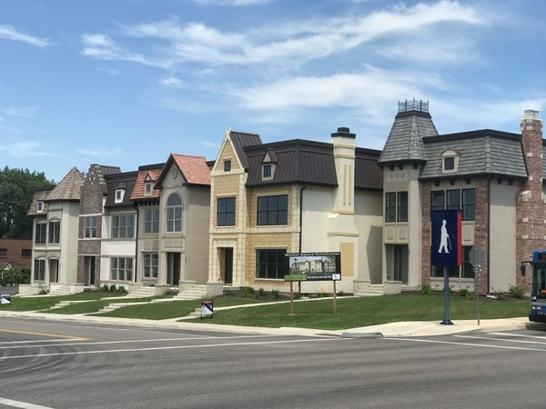 Welcome to Market Square Townhomes