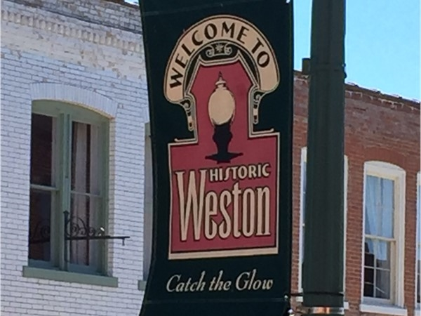 Weston is a small town with so much to offer