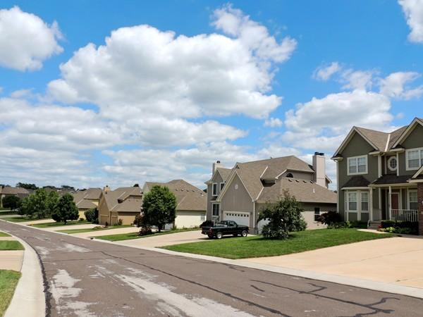 Enjoy a safe and peaceful neighborhood here