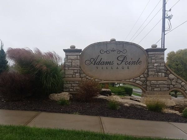 Great upscale neighborhood