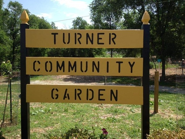 Turner Community Vegetable and Butterfly Garden