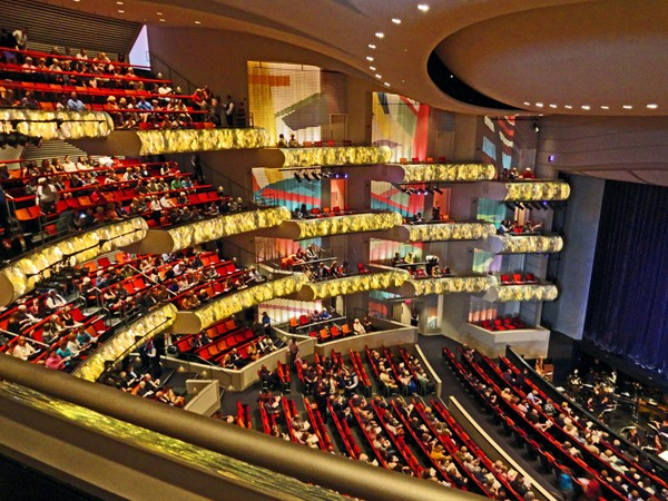 Broadway, jazz, classical are all enjoyed in acoustic perfection at the Kauffman Center