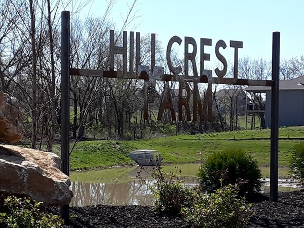 Welcome to Hillcrest Farm