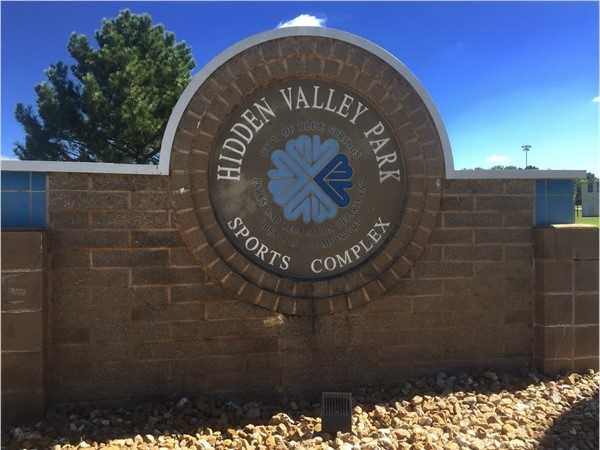 Hidden Valley Park has everything a sports lover needs. Located off of Valley View Road