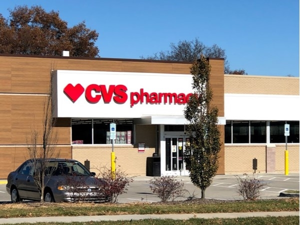CVS Drug Store is nearby Morland Heights