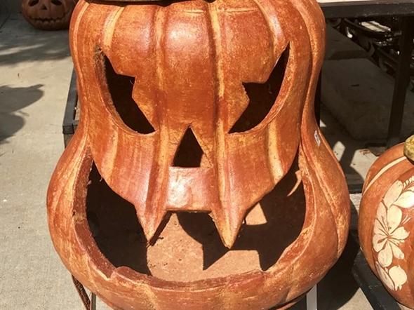 Oh pumpkin face