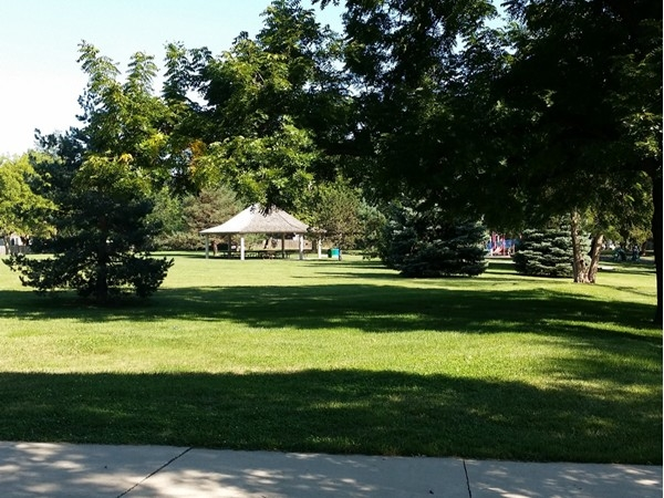 West Flanders Park in Shawnee is a great place for a picnic, stroll or to play
