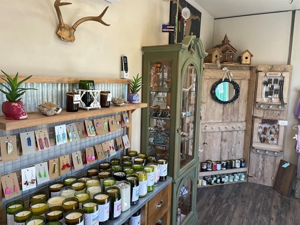 You must visit The Iron District in North KC, it's off Iron Road and it's among other local shops