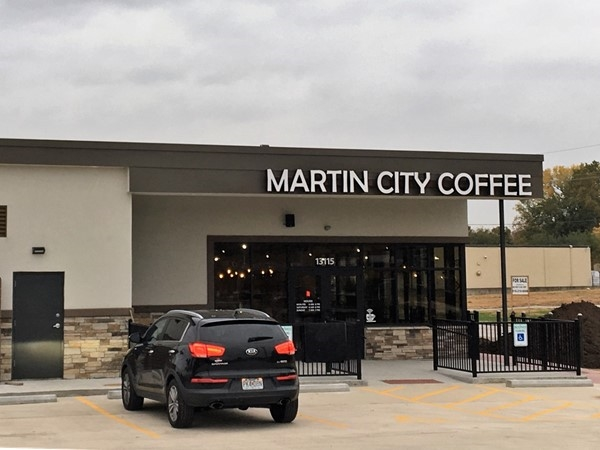 Small business, Martin City Coffee still open during this stay at home order