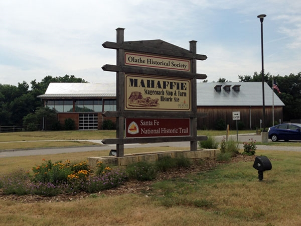 Mahaffie Stagecoach and Farm - Welcoming Travelers Since 1858.