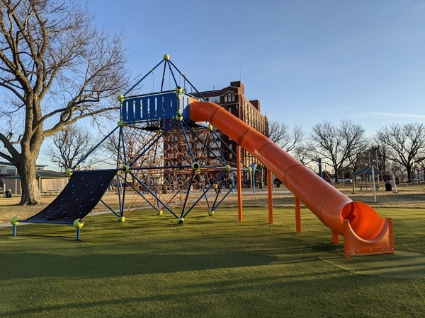 Dagg Park is a great place for kids to play